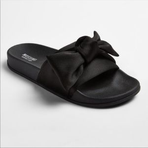 Mossimo Jalisa Sandal Black WIth Bow